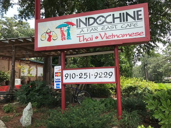 Indochine Restaurant Menu Wilmington Nc