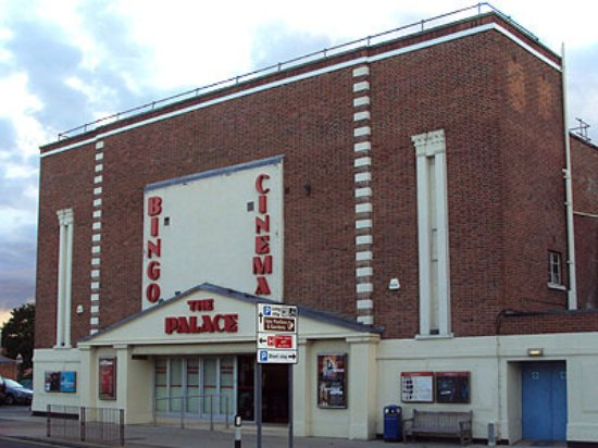 Felixstowe, UK: Felixtowe Cinema from outside