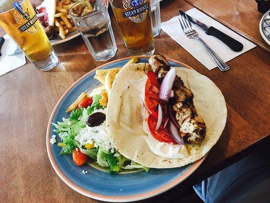 Photo of Mediterranean Restaurant Mezes At Rhodes At Zinnis at 456 Danforth Ave, Toronto M4K 1P4, Canada