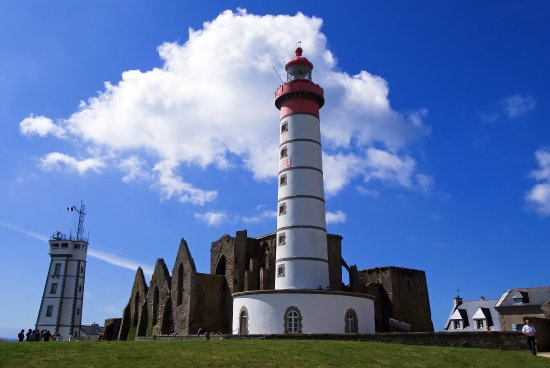 Plougonvelin, France: pointe Saint-Mathieu