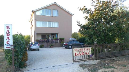 Pansion Ivanka Barac : pension Ivanka Barac