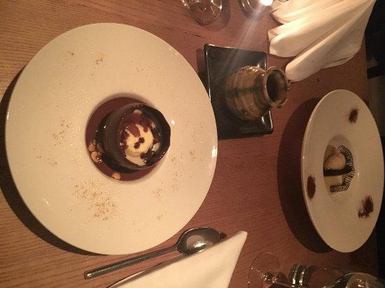 Nobu: dessert