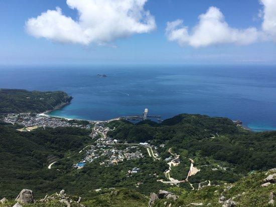 神津岛照片