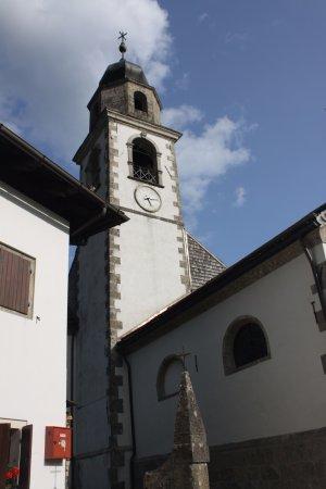 Sauris - Santuario di S. Osvaldo Re Martire