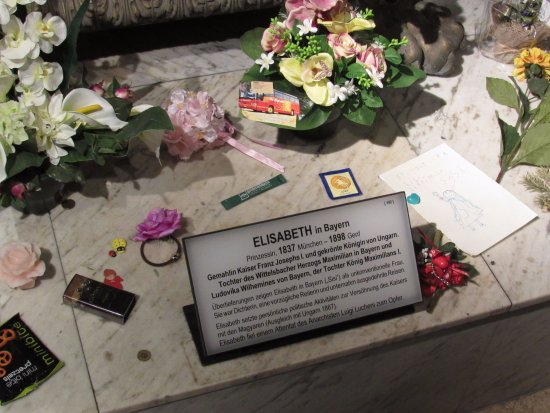 Kapuziner Crypt (Kapuzinergruft): The remains of Franz Joseph's popular wife Sissy