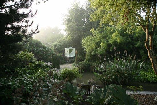 Jardin Interieur a Ciel Ouvert