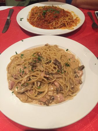 Giovanni's On the Hayes: Pasta