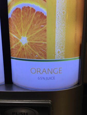 Embassy Suites by Hilton San Marcos - Hotel, Spa & Conference Center: 65% OJ. Wow.