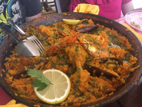 Catalunya Amor Meu !: Paella