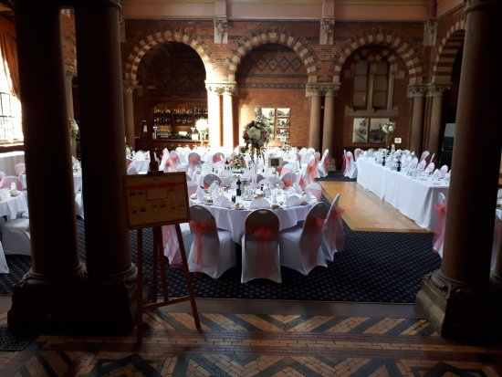 Kelham, UK: Dining Room