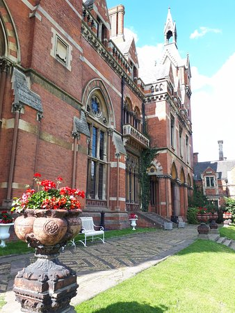 Kelham, UK: Hall Grounds
