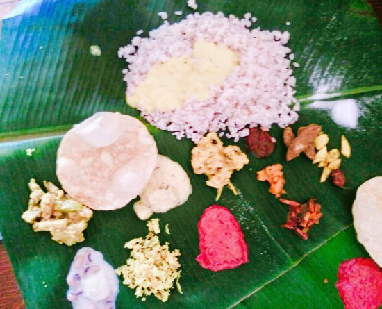 Anjanaas: Amazing onam sadhya. Can't find better than this in London. A must visit place for all food love