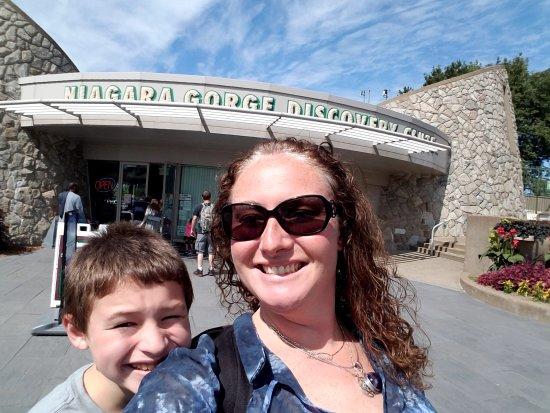 Niagara Falls Discovery Center: 20170902_120716_large.jpg