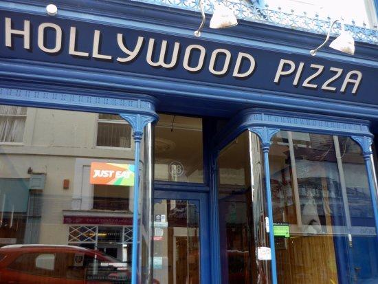 Hollywood Pizza Aberystwyth Menu Prices Restaurant