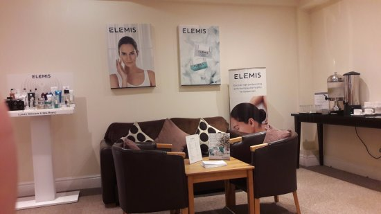 Standish, UK: Spa waiting room