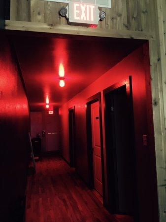 Taylor, Τέξας: Hallway