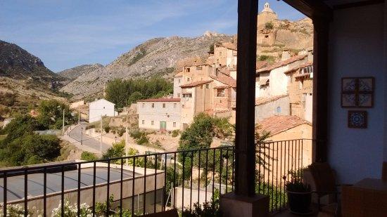Cuevas de Canart, Spain: Terraza