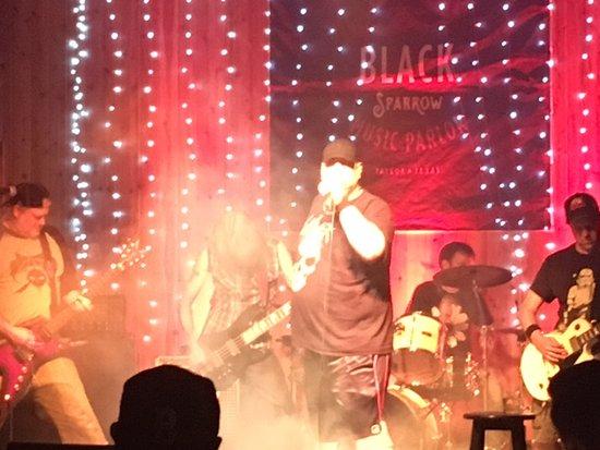 Taylor, TX: Oklohomos @ Black Sparrow Music Parlor