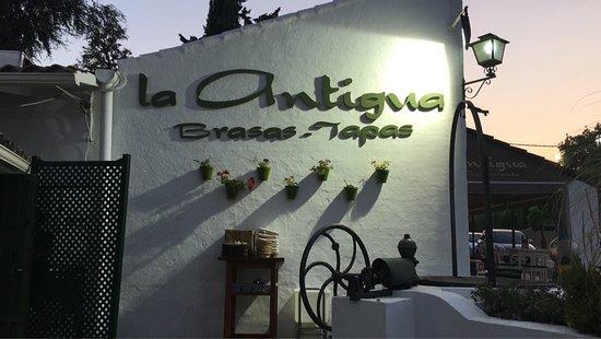 Castilleja de la Cuesta, Spain: La Antigua