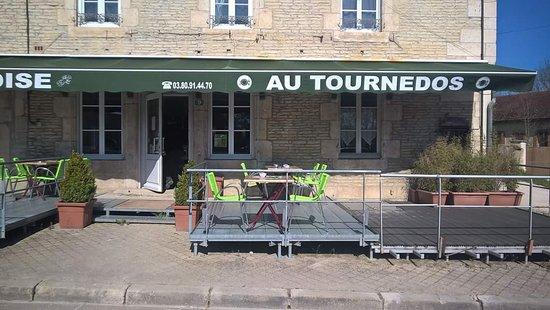 Chatillon-sur-Seine, France: Au Tournedos