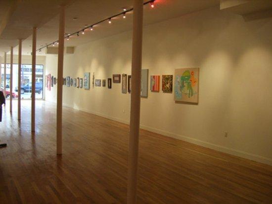Asbury Park, Nueva Jersey: Parlor Gallery
