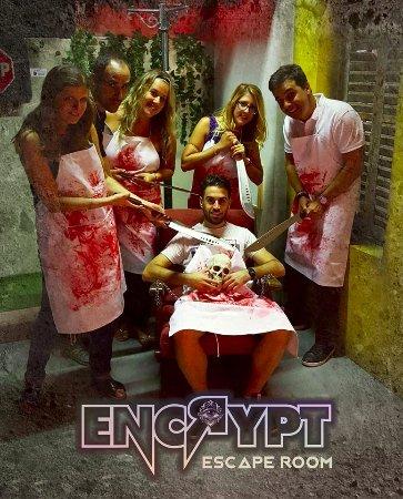 Escape Room Encrypt
