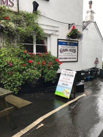 Bovey Tracey, UK: The Palk Arms