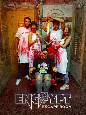 Encrypt Escape Room Opiniones