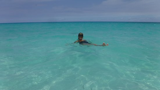 Manini'owali Beach (Kua Bay): Beautiful water