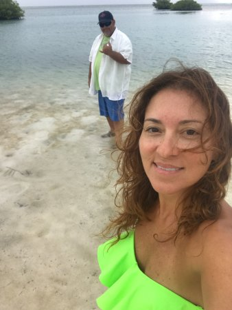 Royal Palm Island Resort: loving time with my wife