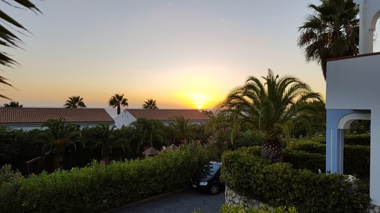 Hotel Club Residence Martinica: Tramonto