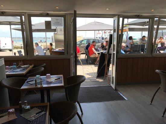 Les navigateurs le croisic restaurantbeoordelingen for Restaurant au croisic
