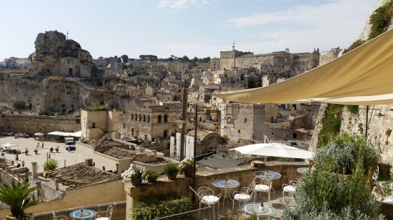 Terrazza Ristorante Picture Of Sant Angelo Luxury Resort