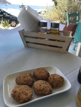 Marilion: Zucchini balls