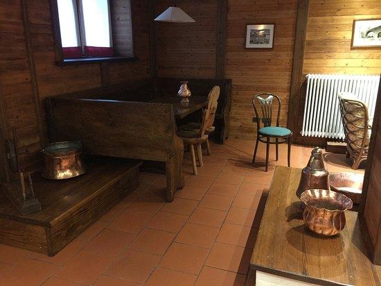 Hotel Dufour: la sala relax