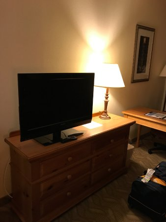 Comfort Inn Downtown: TV