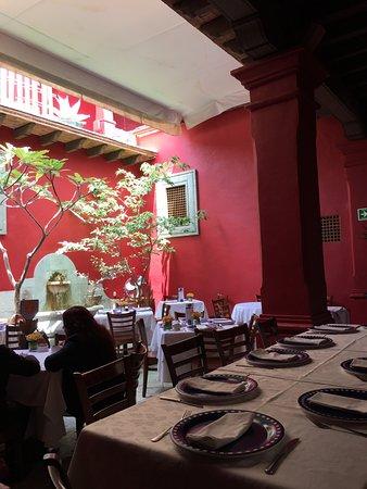 Restaurante Catedral: Muy agusto lugar