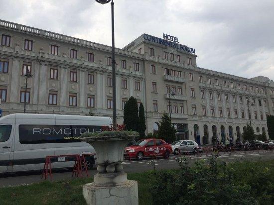Continental Forum Sibiu: Hotel