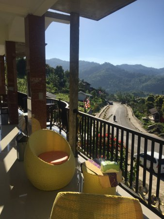 Estevania Lodge: Terrace (first floor)