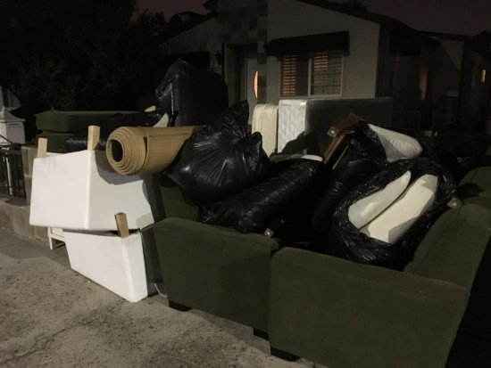 Marriott Marquis San Diego Marina: Throwing out furniture and rugs and more due to Bed Bugs from the Marriott