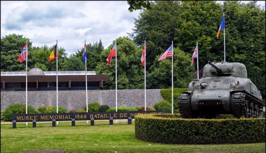 Museum of the Battle of Normandy: photo0.jpg