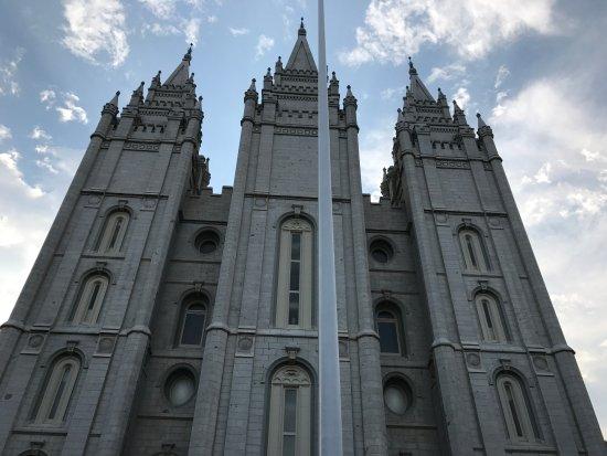 Salt Lake Temple: Beeindruckendes Gebäude