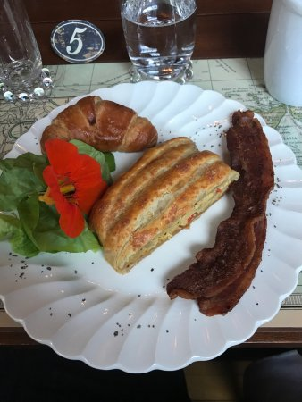 Korner Kottage Bed & Breakfast: Phenomenal Breakfasts