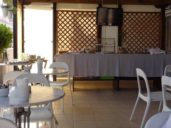Ilion Hotel & Spa : roof garden