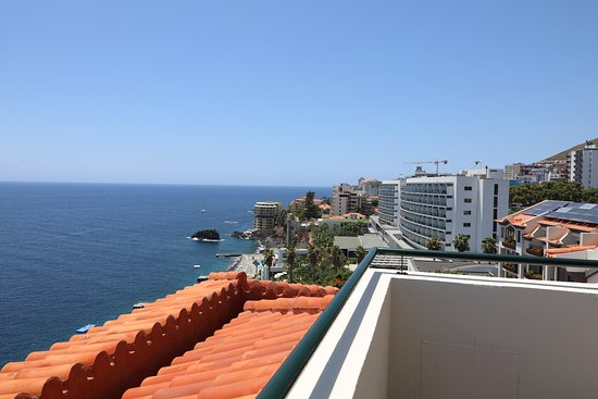 Hotel The Cliff Bay: Peninsula Suite Terrace View