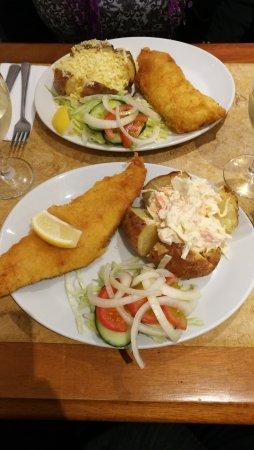 Best Fish And Chip Restaurant In Eastbourne