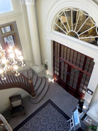 Marvelous The Principal Edinburgh George Street: Stairs To The Lobby Part 22
