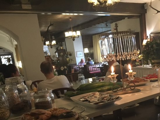 Hauzenberg, Alemania: Overdådig morgenmad