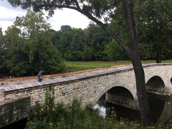 Sharpsburg, Maryland: The Burnside Bridge