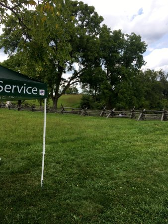 Sharpsburg, MD: Antietam Battlefield